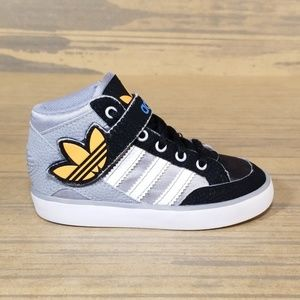 Adidas Orginals Hardcourt Hi Shoes